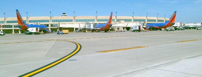 Kansas City International Airport (MCI) is one of World Airports.
