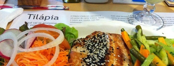 Peixe na Rede is one of Restaurantes em Brasília #1.