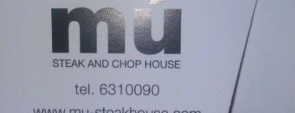 Mú is one of 20 favorite restaurants.