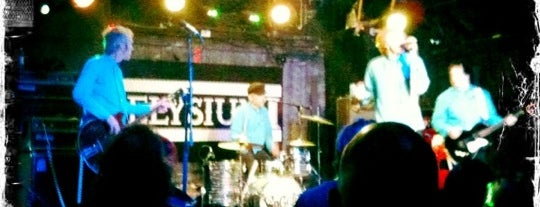 Elysium is one of Austin's Best Dive Bars - 2012.