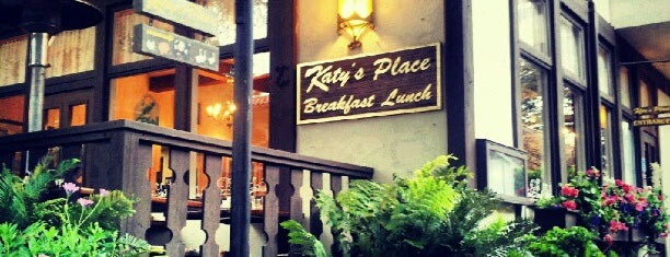 Katy's Place is one of El Camino Real.