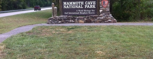 Mammoth Cave National Park is one of Visit the National Parks.
