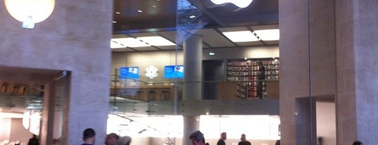 Apple Carrousel du Louvre is one of All Apple Stores in Europe.