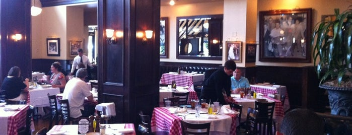 Maggiano's Little Italy is one of Best Restaurants.