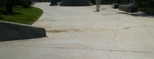Plaza de la Marina is one of Málaga #4sqCities.