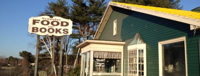 Traveler's Restaurant is one of Best of Connecticut Statewide Travels.
