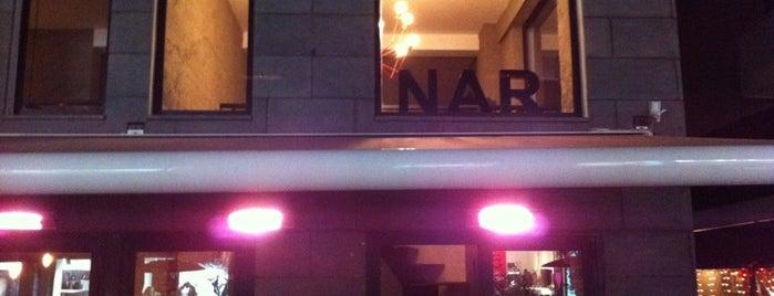 Nar is one of İzmir'de uğranılması gereken lezzet noktaları.