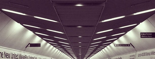 Washington Dulles International Airport (IAD) is one of WMATA Silver Line.
