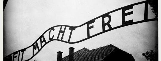 Auschwitz-Birkenau Museum is one of Best of World Edition part 3.