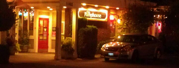THE PUMPHOUSE BAR & GRILL is one of French dips.