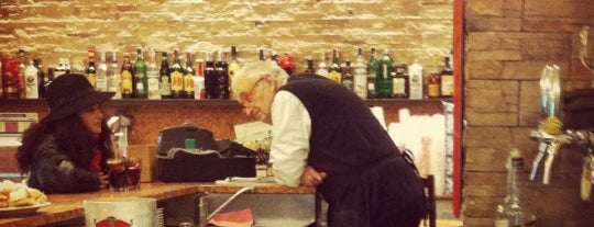 Bar Rattazzo is one of Milan(o) the BEST! = Peter's Fav's.
