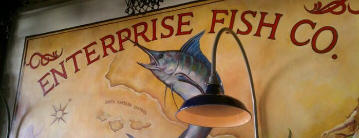 Enterprise Fish Company is one of The 15 Best Places for Appetizers in Santa Barbara.