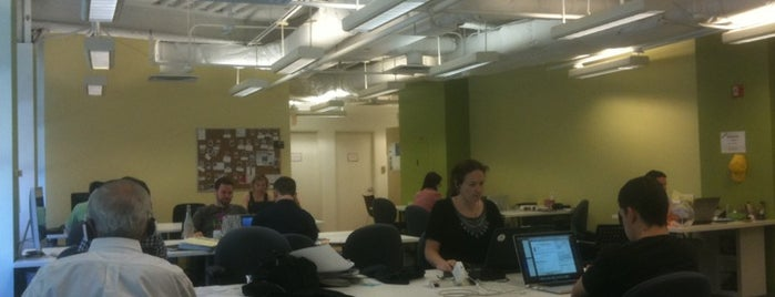 Hive at 55 is one of NYC Classroom Venues.
