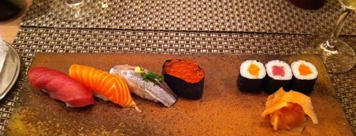 Kamo is one of My Personal Shortlist of Restaurants.