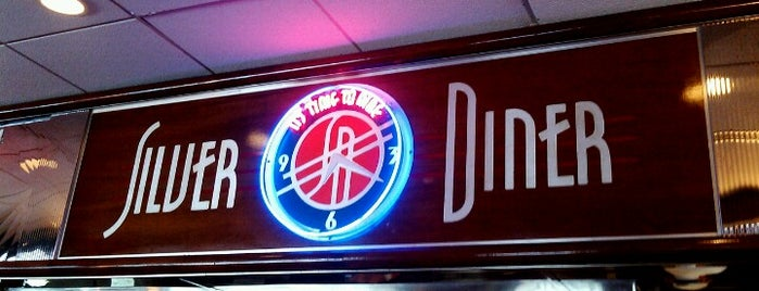 Silver Diner is one of Food & Drinks.