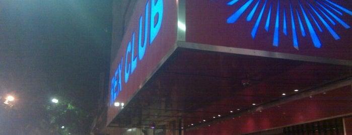 Rex Club is one of Paris must see.