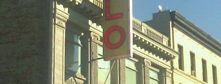 Apollo Theater is one of My places.