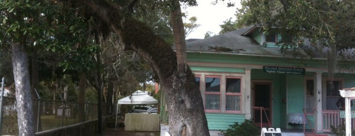 Love Tree is one of St. Augustine Tourist Spots to See.