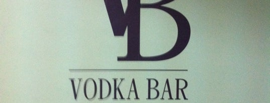 Vodka Bar is one of Free wi-fi places in Kiev..