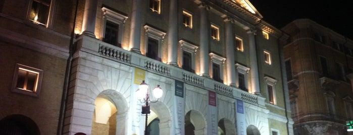 Teatro delle Muse is one of Ancona: cosa vedere?.
