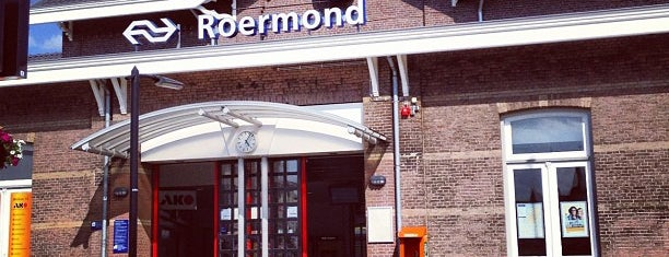 Station Roermond is one of stations.