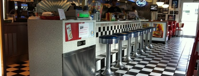 Mel's Diner is one of Hanover Restaurants.