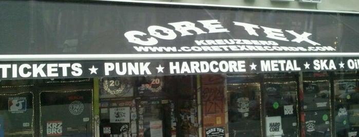 Core Tex is one of Культурное чревоугодие и прогрессирующий гедонизм.