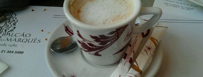 Balcão do Marquês is one of Favorite Pastry Shops/Cafés in Lisbon.