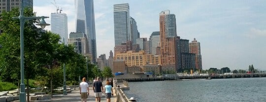 Hudson River Park is one of Great Venues To Visit....