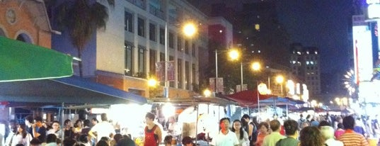 Ningxia Night Market is one of Taiwan.