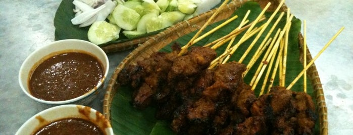 Satay Station is one of Done.