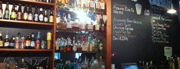 Northstar House is one of best bars in town.