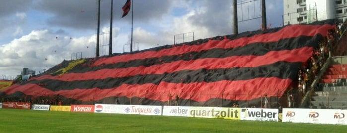 Estádio Adelmar da Costa Carvalho (Ilha do Retiro) is one of ~urban conceitual~.