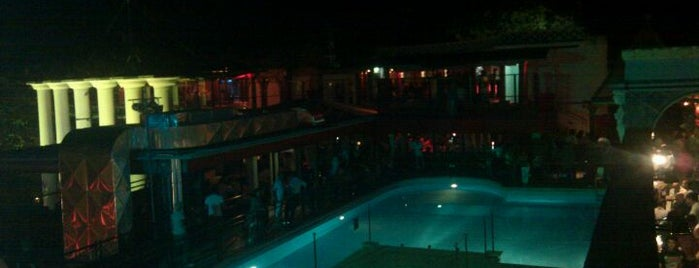 Baia Imperiale is one of Where to party in Rimini.