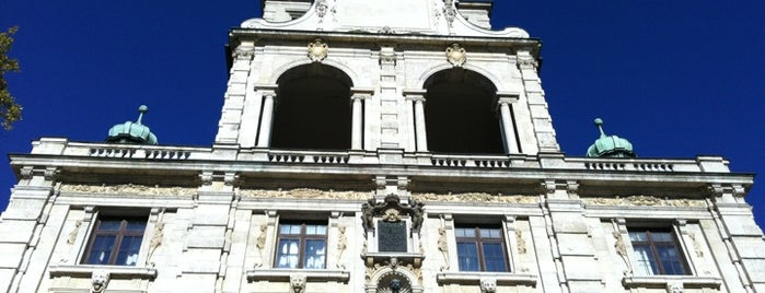 Bayerisches Nationalmuseum is one of Munich And More.