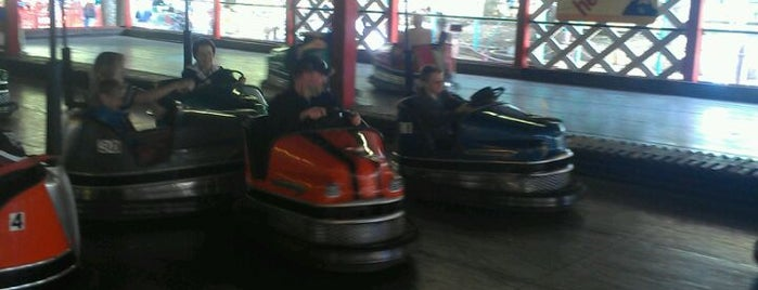 Skooter Bumper Cars is one of Favorite Arts & Entertainment.