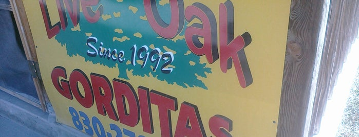 Live Oak Gorditas is one of Favorite Restaurants.