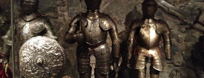 The Royal Armoury is one of Top picks for Museums.