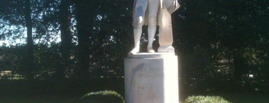 James Monroe's Highland is one of Mr. President, Mr. President....