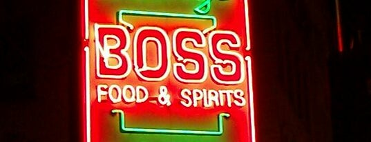Boss Bar is one of Chicago.