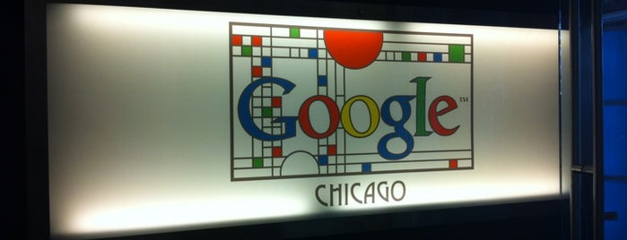 Google is one of Chicago.