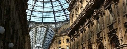 Galleria Vittorio Emanuele II is one of Take Me.