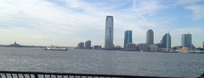 Battery Park City Esplanade is one of How To Beat The Winter Blues in NYC.