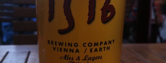 1516 The Brewing Company is one of Best of World Edition part 3.