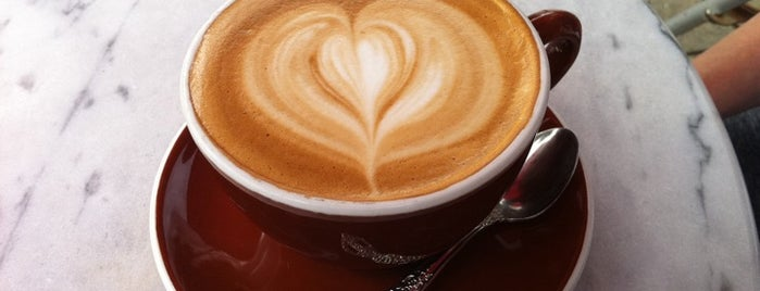 Rooster Coffee House is one of Guide to Toronto's GEMS!.
