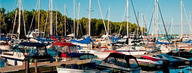 Marina de Trois-Rivières is one of T-Rès Trois-Rivières #4sqCities.