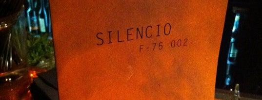 Le Silencio is one of Club.