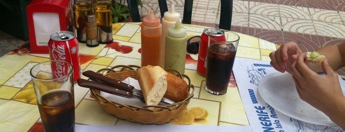 Bar Nuestro is one of Tenerife: restaurantes y guachinches..