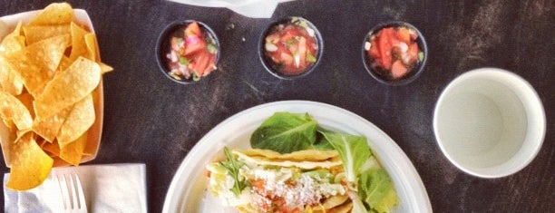 Plancha Tacos is one of favorites / los angeles *old*.