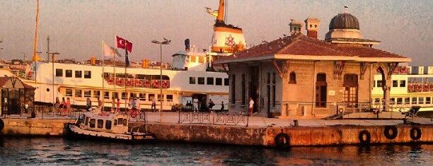 İDO Bostancı Deniz Otobüsü İskelesi is one of İstanbulda gezeceğim 100 şey.